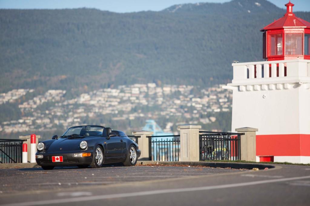 porsche speedster 964