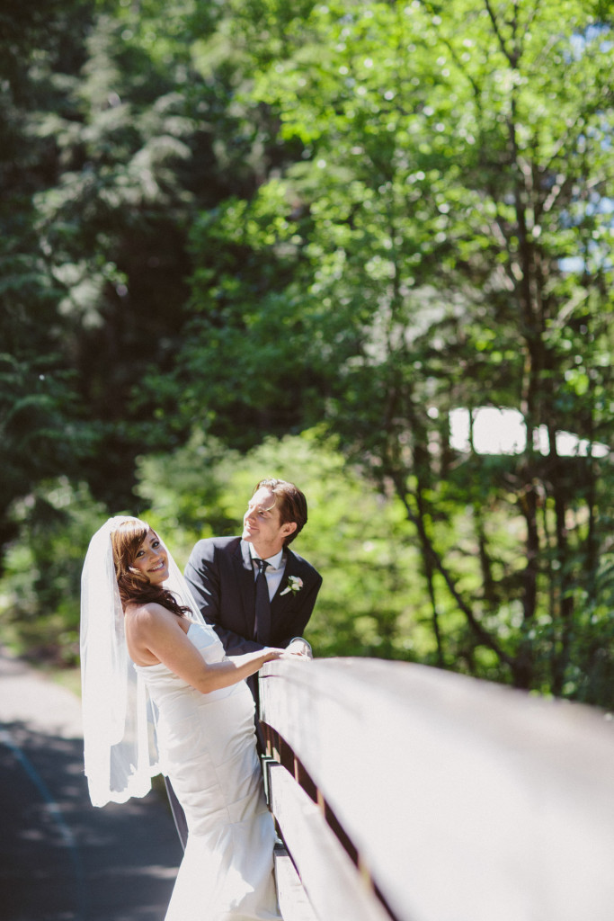 furry creek wedding photos bridge