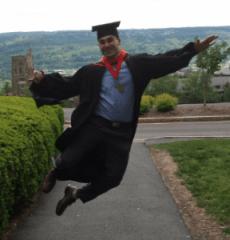 Sinkin, Cornell Graduation