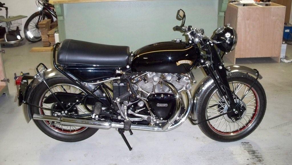 1955 Vincent Series D