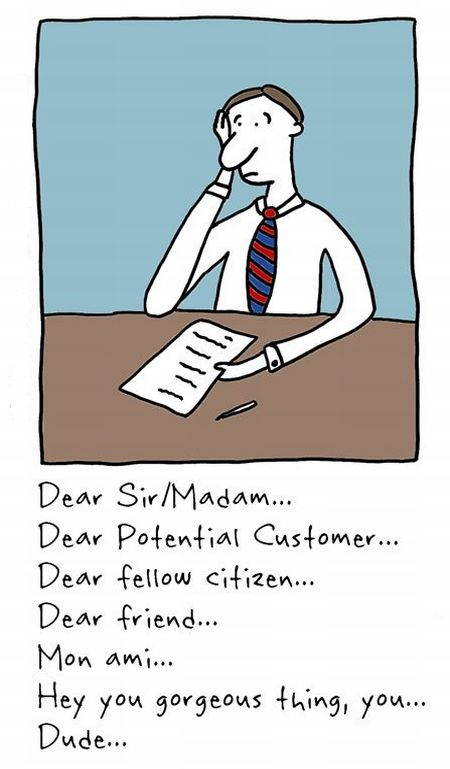 """The """"T"""" Cover Letter - The Only Type Worth Sending ..."""