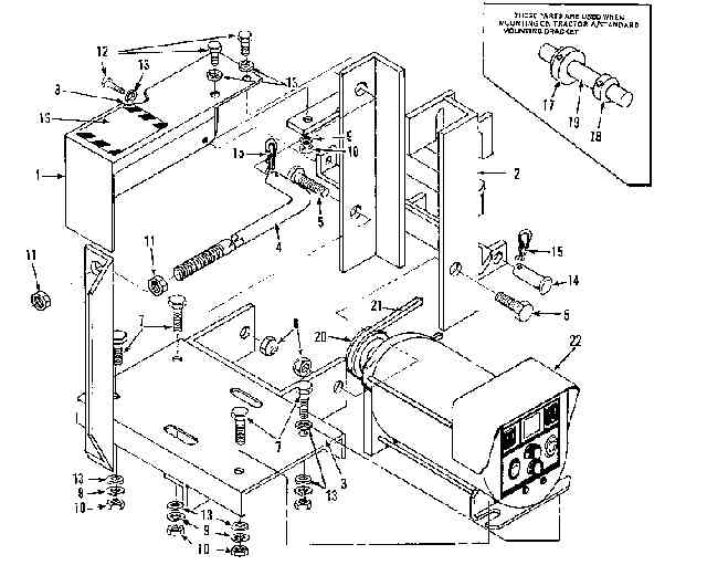 Wiring Diagram 1954 Ford Naa Tractor Ford 3610 Tractor