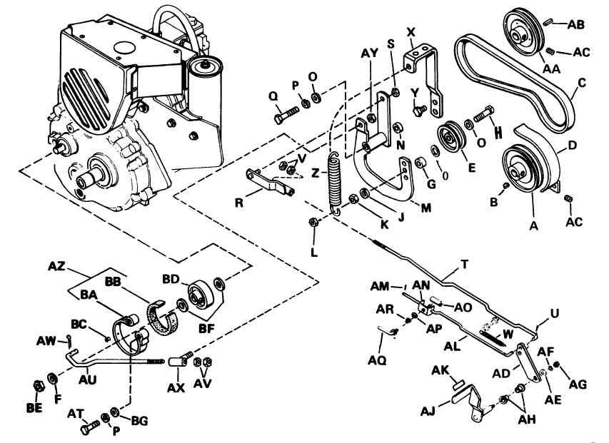 Wiring Diagram For Ford 801 Powermaster Tractor. Ford