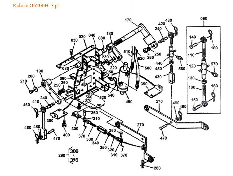8n Ford Tractor Transmission Parts Diagram 8N Tractor