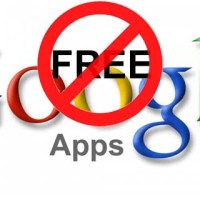 Google Apps Free No More