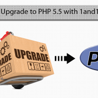 How to upgrade PHP 5.2 to PHP 5.5 in WordPress - 1and1