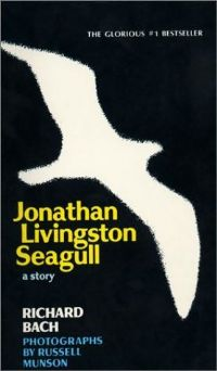 My Influences - Providence Life Coaching and Reiki Counseling - Johnathan_Livingston_Seagull