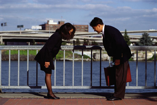 Bowing: An Energetic Transaction - Providence Life Coaching and Reiki Counseling - korean bowing professionals