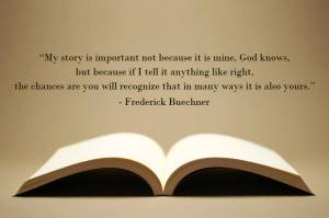 buechner-quote