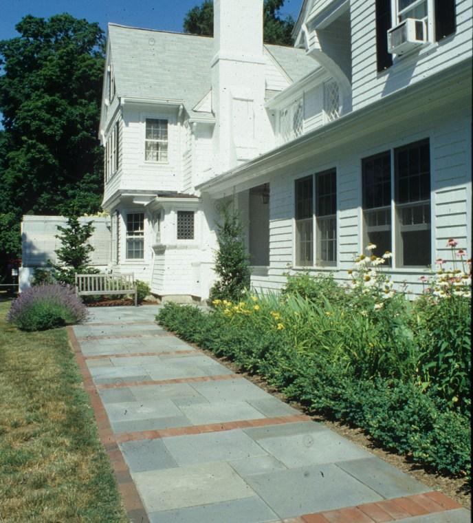 Cutler pavement, mixed pavement
