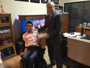 Eduardo Rodriguez - 2017 Essay Contest Winner