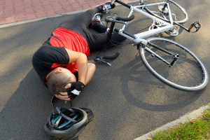 Bicycle accident insurance