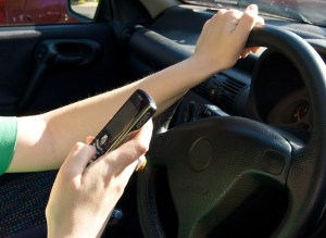 How Do I Prove the Other Driver Was Texting?