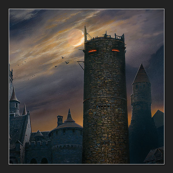 red chair covers armchair for office chairs darkness over hayholt (the witchwood crown) « the art of michael whelan