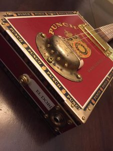Punch Cigar Box Guitar Review - Instrument Jack