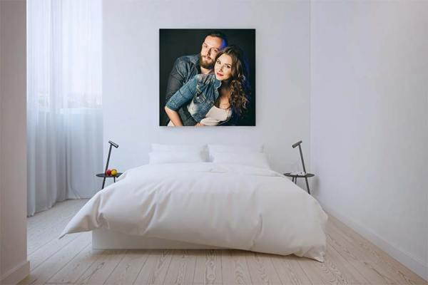 Fotoobraz na plátně