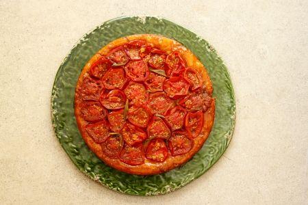 סיפורי סבתא / טארט טאטן עגבניות לשבועות