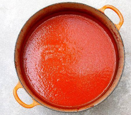לשמר את הקיץ / רוטב עגבניות