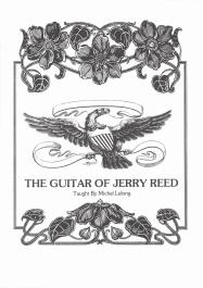 "Méthode ""The Guitar of Jerry Reed"""