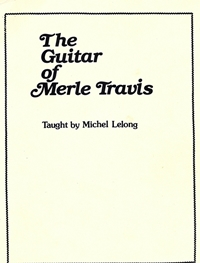 "Methode ""The Guitar of Merle Travis"""