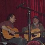 Michel Lelong with Wayne Henderson France 2012