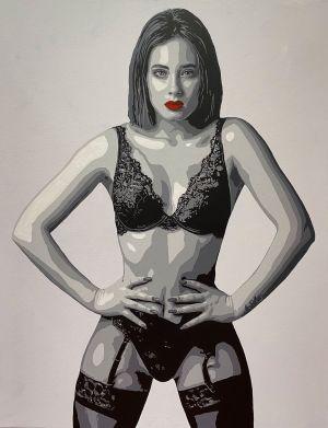 Obra del Artista Michel Acosta