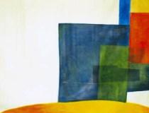 Öl auf Leinwand 1995 © by Raphael Walenta