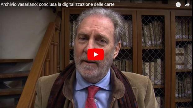 Digitalizzazione Archivio Vasari – Le carte Vasari ora sono visibili a tutti