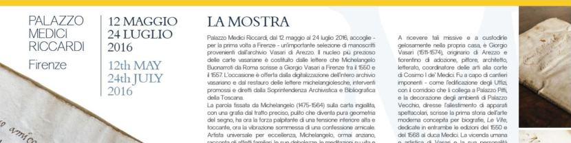Diffusione dell'Archivio Vasari