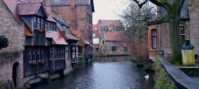 Scoprire Bruges in un giorno, città romantica del Belgio