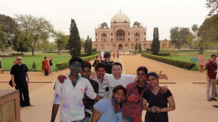 Delhi: Holi Festival (mar. 2011)
