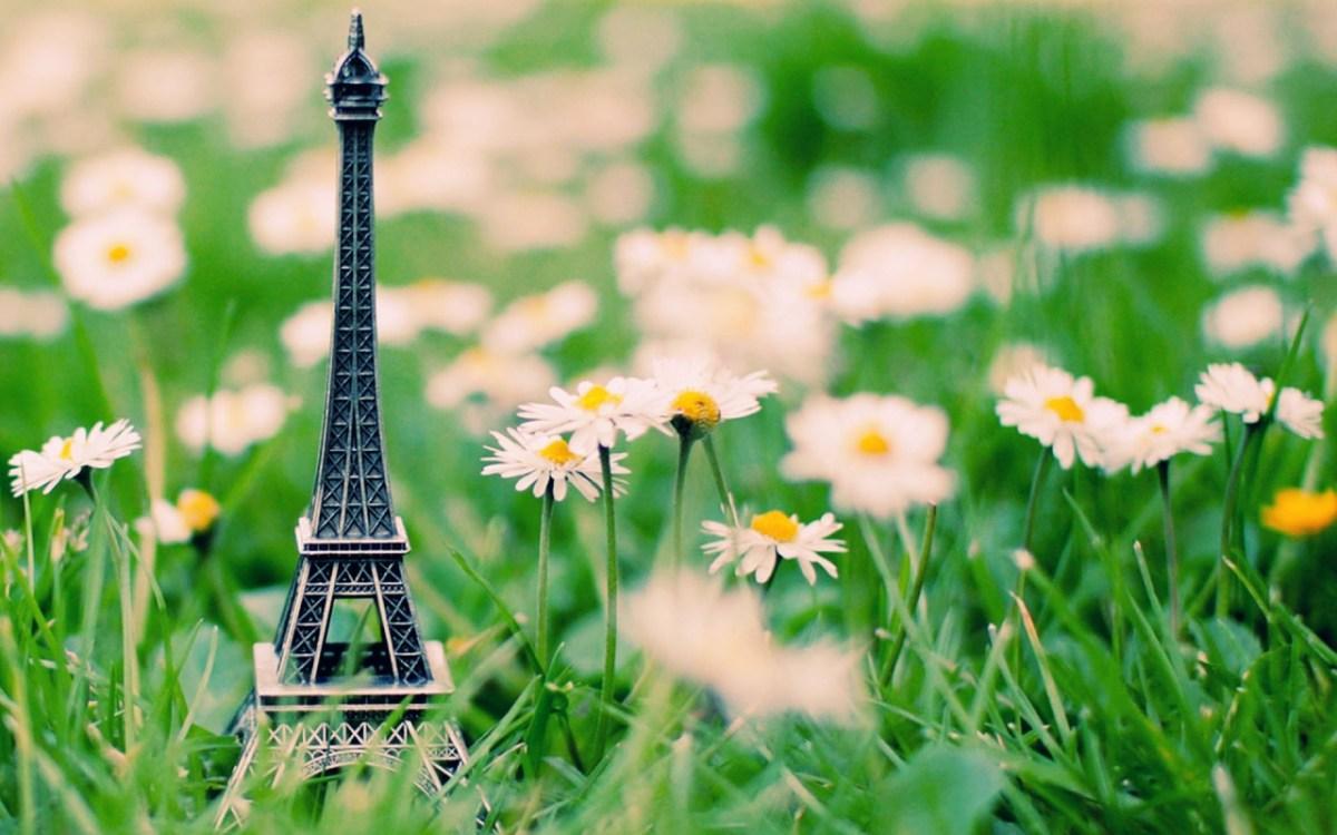 Un sogno romantico chiamato Parigi