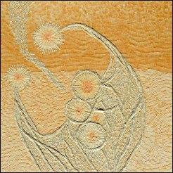 Deglutiens tempore - Micro-collages 50x50 cm - 1000€
