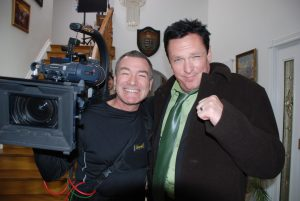 Movie with Michael Madsen