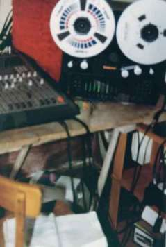 Enregistrement premier album