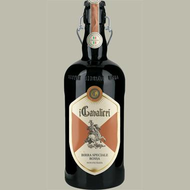 I Cavalieri - Birra Artigianale Speciale Rossa