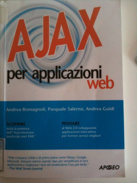 ajax_applicazioni_web