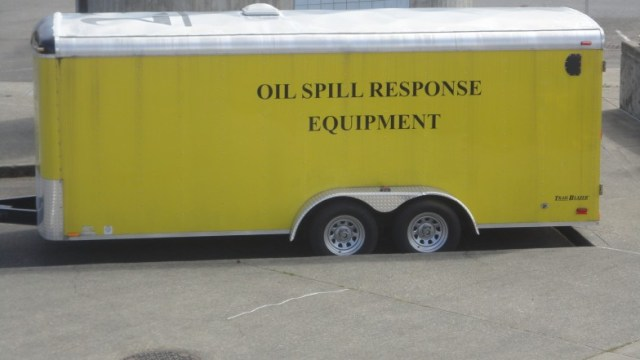 Port Orchard, Washington, Oil Spill Response, Puget Sound
