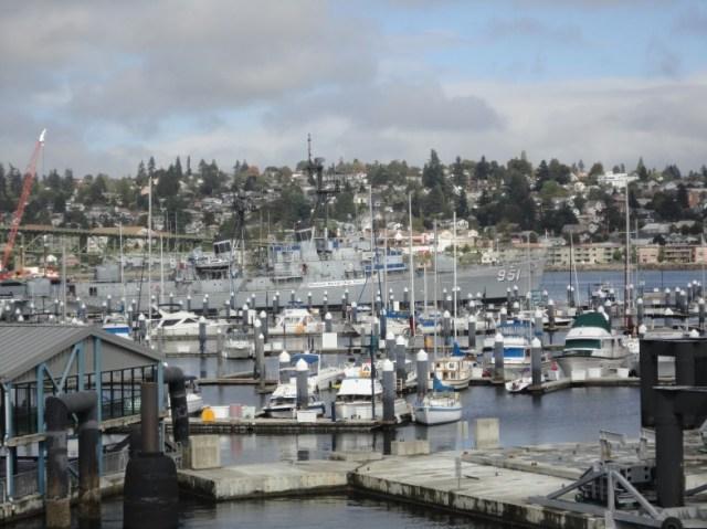 Port Orchard, Washington, Puget Sound, boats, Sail