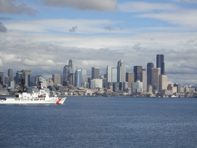 Seattle, Washington, Ferry