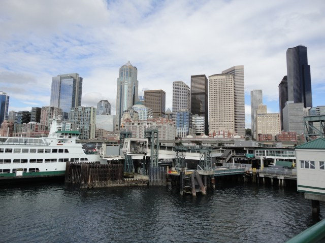 Seattle, Bremerton, Washington, Ferry