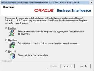 Configurazione del client OBI