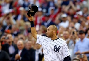 Derek Jeter's final at-bat