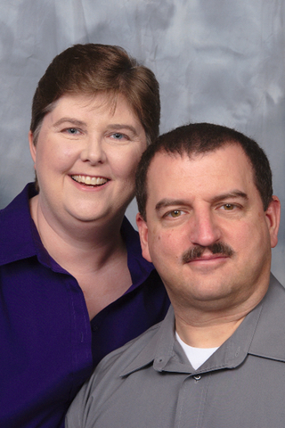Steve and Ruby Jordan