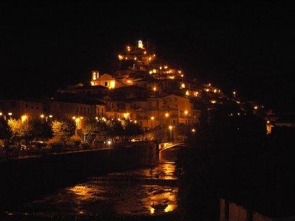 Montebello -Galatro- notte