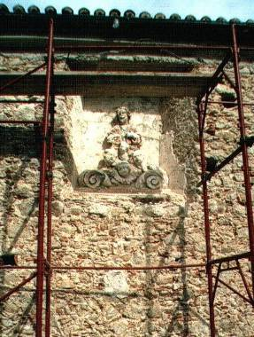 Statua Gesù Galatro