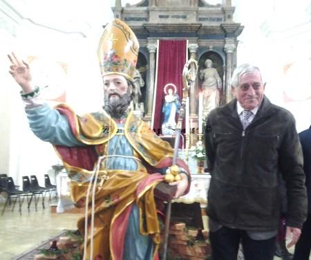 San Nicola e Angelo Puliafito