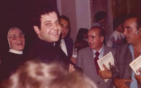 Don Gildo, Rocco di Matteo, Fortunato Mandaglio e Carmelo Marazzita.