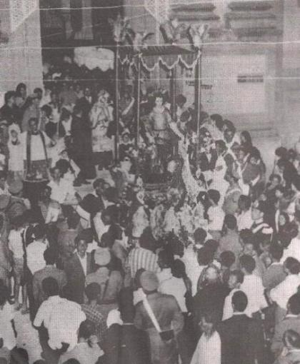 Festa di San Pantaleone Foto Storica - Limbadi-