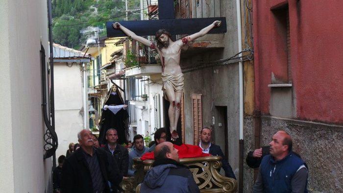 Galatro: Via Crucis 2014